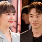 """Suzy And Nam Joo Hyuk Share A Long-Awaited First Encounter In """"Start-Up"""""""