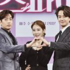 """Eric, Yoo In Na, And Im Joo Hwan Share First Impressions Of Each Other On """"The Spies Who Loved Me"""""""