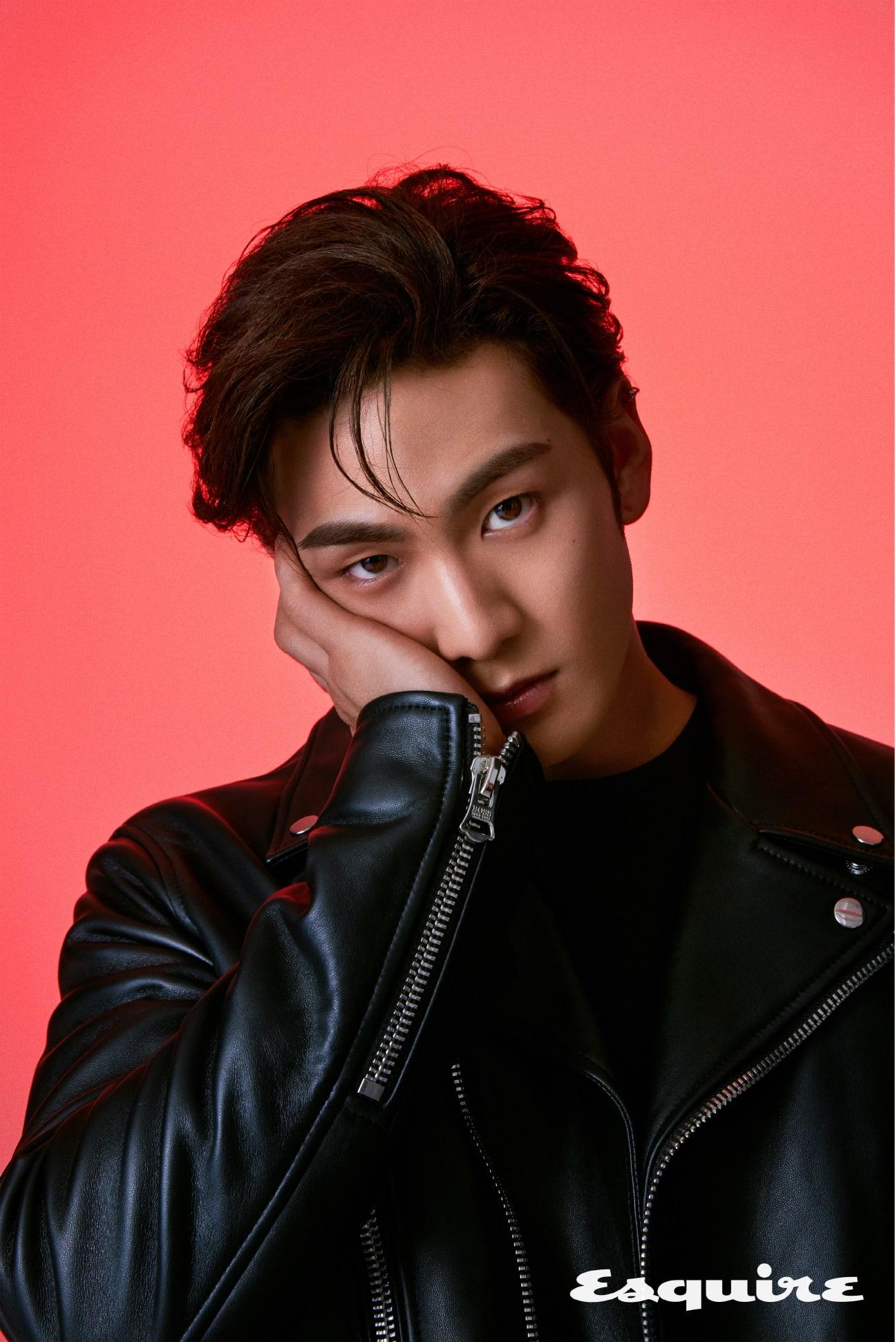 NU'EST's Baekho shares his goals for Esquire Korea