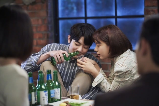 Choi Chan Ho Ahn Eun Jin