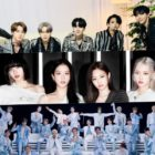 October Idol Group Brand Reputation Rankings Announced