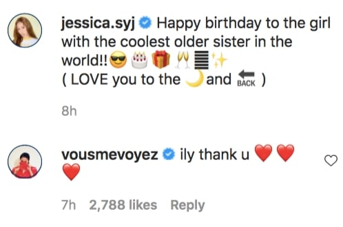 Jessica Krystal Instagram