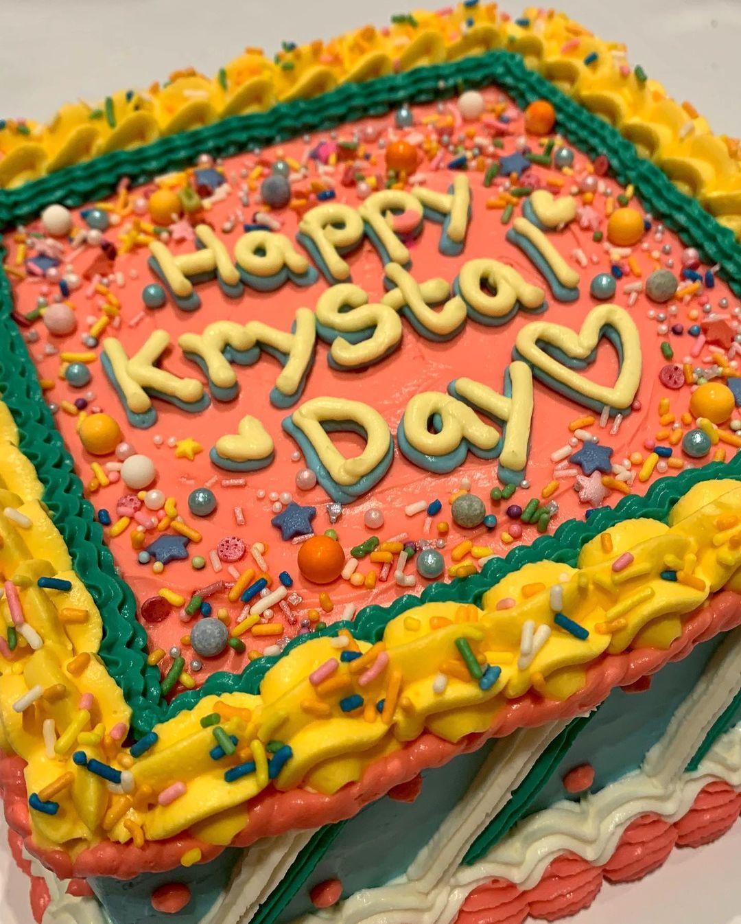 Krystal Cake