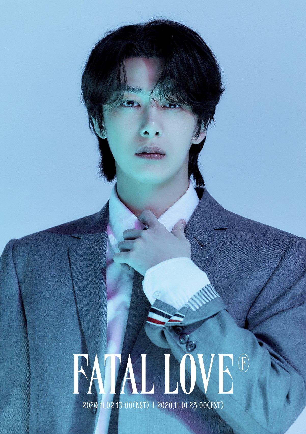 Update Monsta X Shares Sneak Peek Of Upcoming Album Fatal Love Soompi
