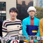 BTOB's Minhyuk, Eunkwang, Peniel, And Changsub Reveal Name And Logo For New Unit
