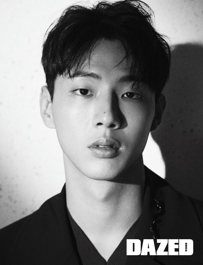 "Ji Soo talks about his worries and shares thoughts on ""When I was the most beautiful"" and more"