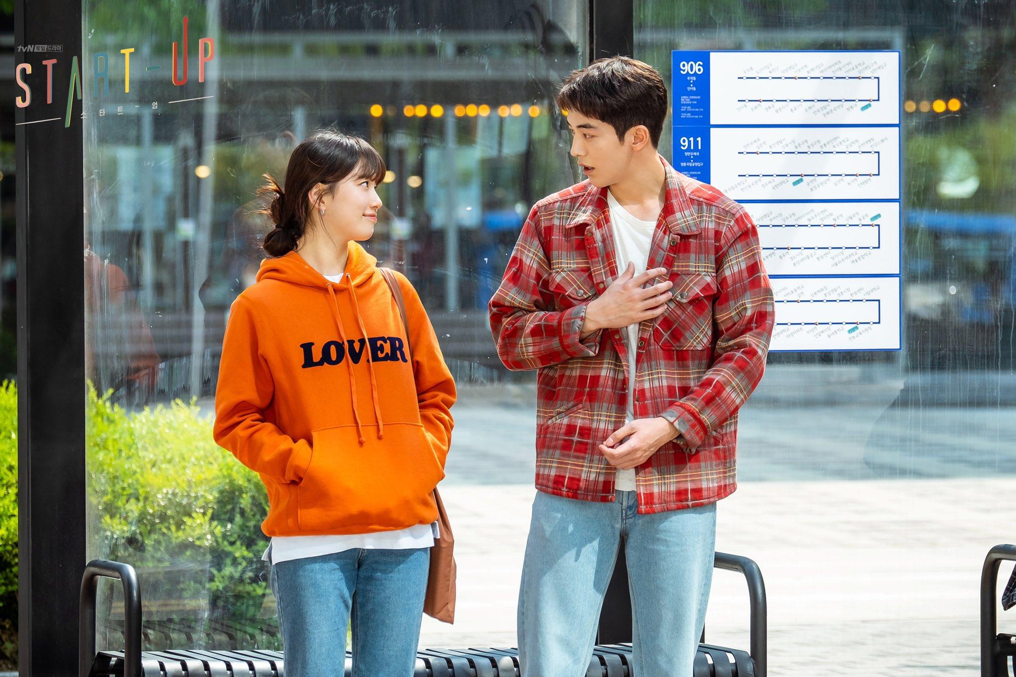 Suzy Nam Joo Hyuk 2