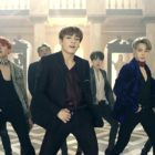 "BTS's ""Blood Sweat & Tears"" Becomes Their 7th MV To Hit 650 Million Views"
