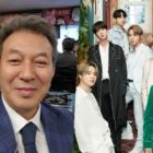 Actor Kim Kap Soo Becomes An Official ARMY And Writes Message For BTS's Jimin On Weverse