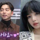 Gong Yoo Responds To BLACKPINK's Lisa Describing Him As Her Ideal Type