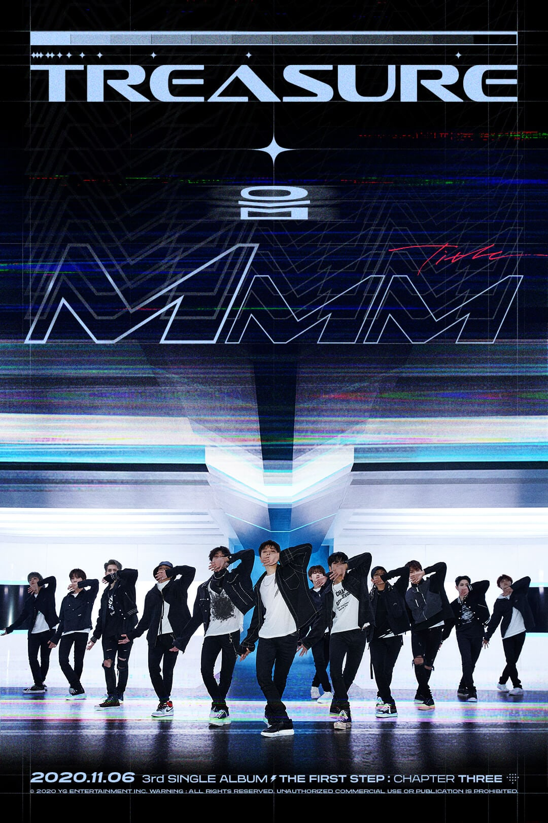 TREASURE talks about hopes for an MMM comeback