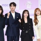 Song Ha Yoon, Lee Jun Young, Yoon Bomi, And Gong Min Jung Discuss Their Chemistry, Characters, And More For New Rom-Com