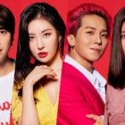 "Kyuhyun, Sunmi, Song Mino, And Lee Hae Ri Share Thoughts On Judging New Competition Show ""Sing Again"""