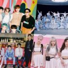 BTS, NCT, MONSTA X, BLACKPINK, And More Top Gaon Monthly And Weekly Charts