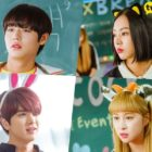 "Park Ji Hoon, Lee Ruby, Younghoon, Dayoung, And More Dress Up For The School Festival In ""Love Revolution"""