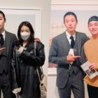 Park Shin Hye, Eric Nam, EXO's Suho, And More Visit Ryu Jun Yeol's Photo Exhibition