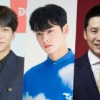 Update: Lee Seung Gi Joining ASTRO's Cha Eun Woo And Shin Dong Yup As MC For 2020 SBS Entertainment Awards