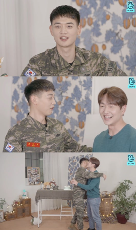 SHINees Minho shares stories from the military service