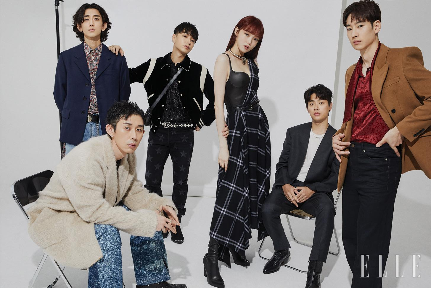Choi Jung Hoon Simon Dominic Lee Sung Kyung Park Jung Min Lee Je Hoon Code Kunst