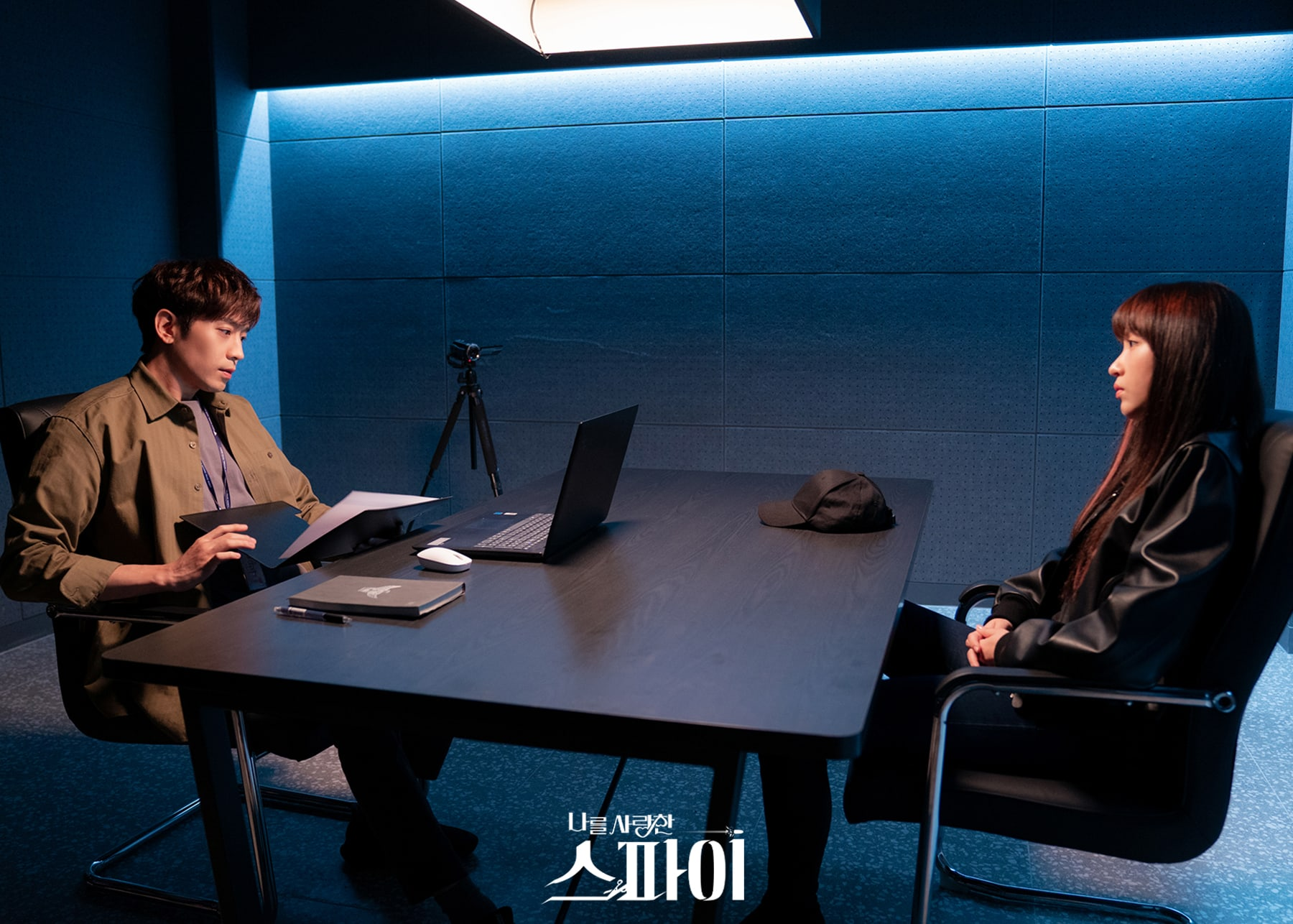 "EXID's Hani turns into a brilliant hacker for Cameo in ""The Spies Who Loved Me"""