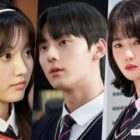 "Upcoming Drama ""Live On"" Shares Glimpse Of Jung Da Bin, NU'EST's Minhyun, And Yang Hye Ji As Not-So-Ordinary High Schoolers"