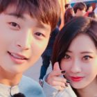Jeong Jinwoon Tearfully Thanks Girlfriend Kyungri