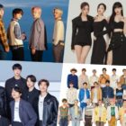TXT, BLACKPINK, BTS, NCT, K/DA, And More Score High Rankings On Billboard's World Albums Chart