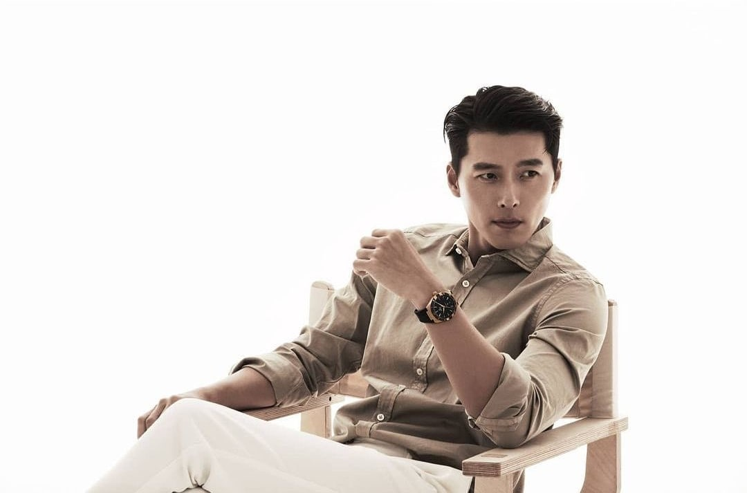 OMEGA: Hyun Bin selected as the 1st Korean Global Ambassador for the luxury watch brand
