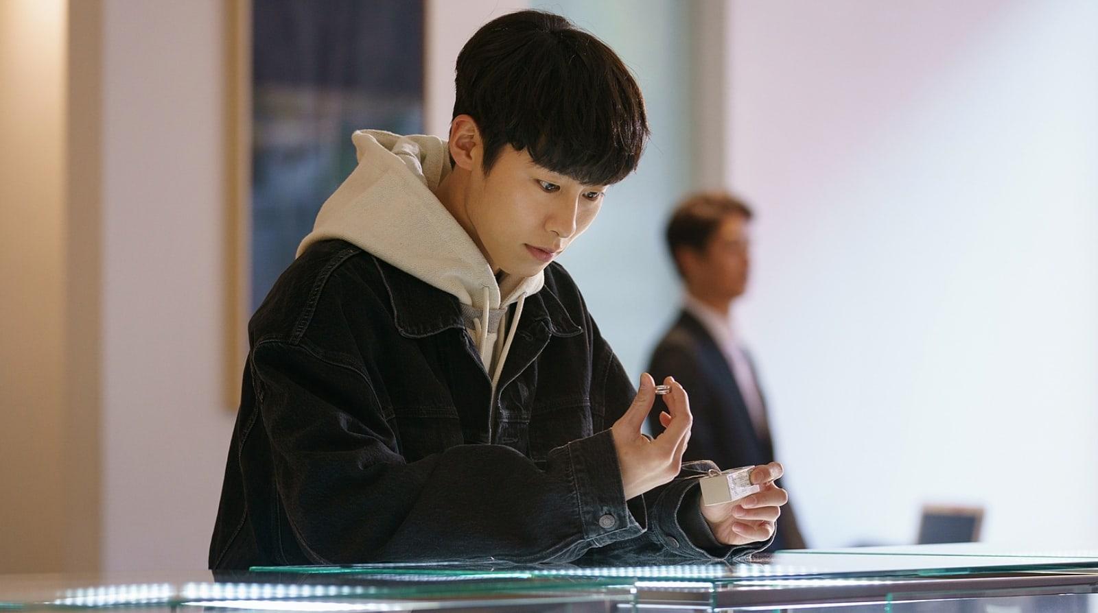"""Do Do Sol Sol La La Sol"": Lee Jae Wook is shocked by the sudden appearance of CLC's Eunbin"