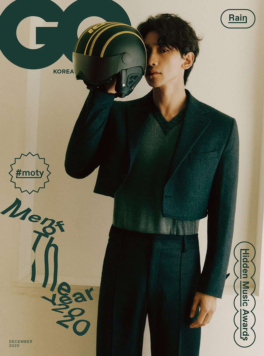 GQ Korea's and the Men of the Year