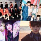 TREASURE, BTS, BLACKPINK, And Ha Sung Woon Top Gaon Weekly Charts