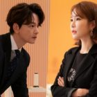 "Im Joo Hwan Is Startled By Yoo In Na's Sudden Confrontation In ""The Spies Who Loved Me"""