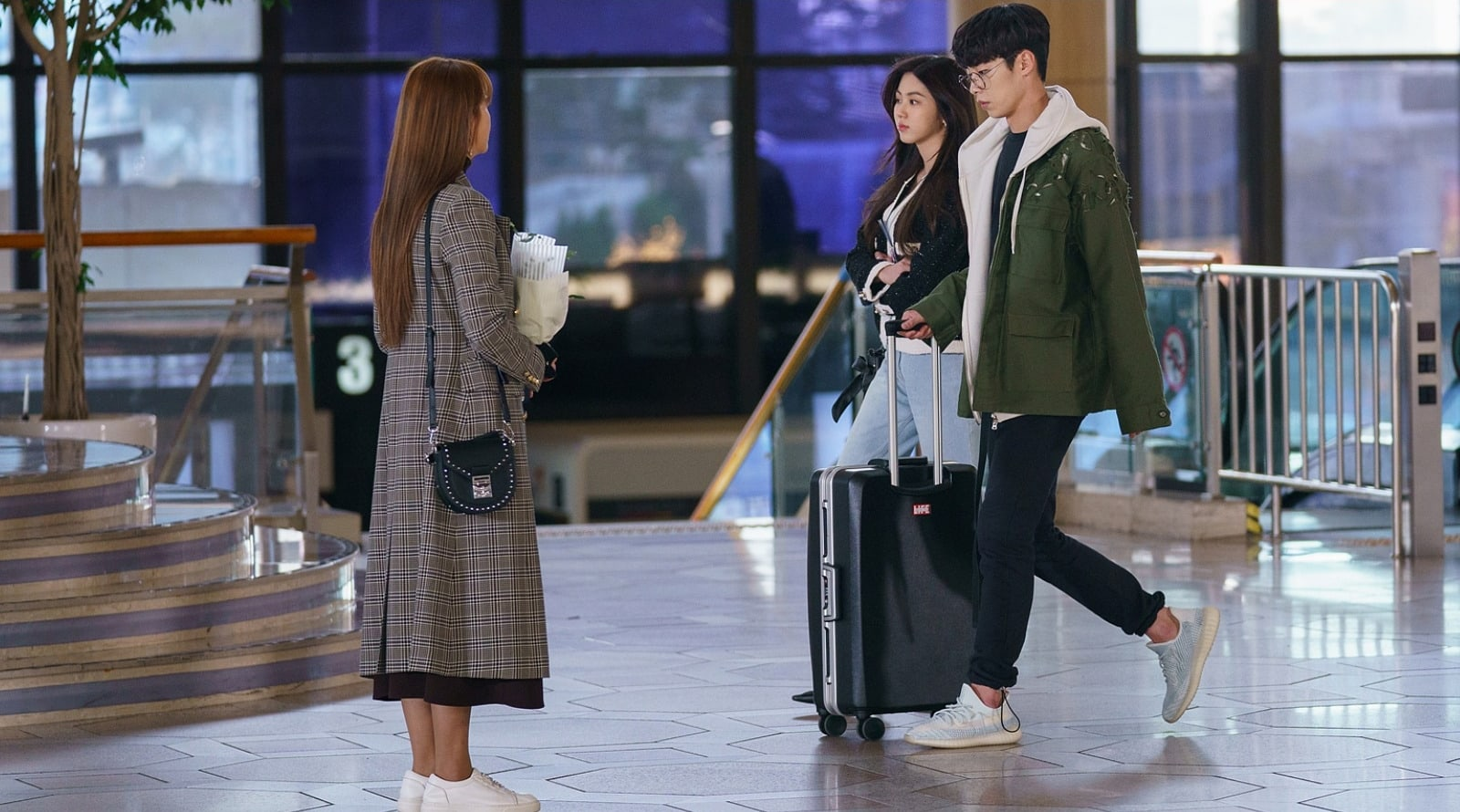 Go Ara Eunbin Lee Jae Wook