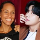 Alicia Keys Gives BTS An Adorable Shoutout After V Shows Love For Her Song