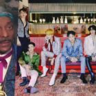 "Watch: MONSTA X And Snoop Dogg Collab For ""The SpongeBob Movie: Sponge On The Run"" Soundtrack"