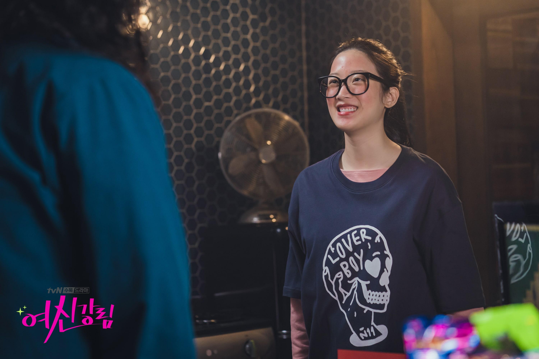 """True Beauty"": Moon Ga Young shows her unique fashion sense"