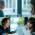 """Shin Se Kyung And Girls' Generation's Sooyoung Turn Into Passionate Working Women For Upcoming Drama """"Run On"""""""