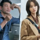 "YoonA And Hwang Jung Min Talk About Working Together For Upcoming Drama ""Hush"""