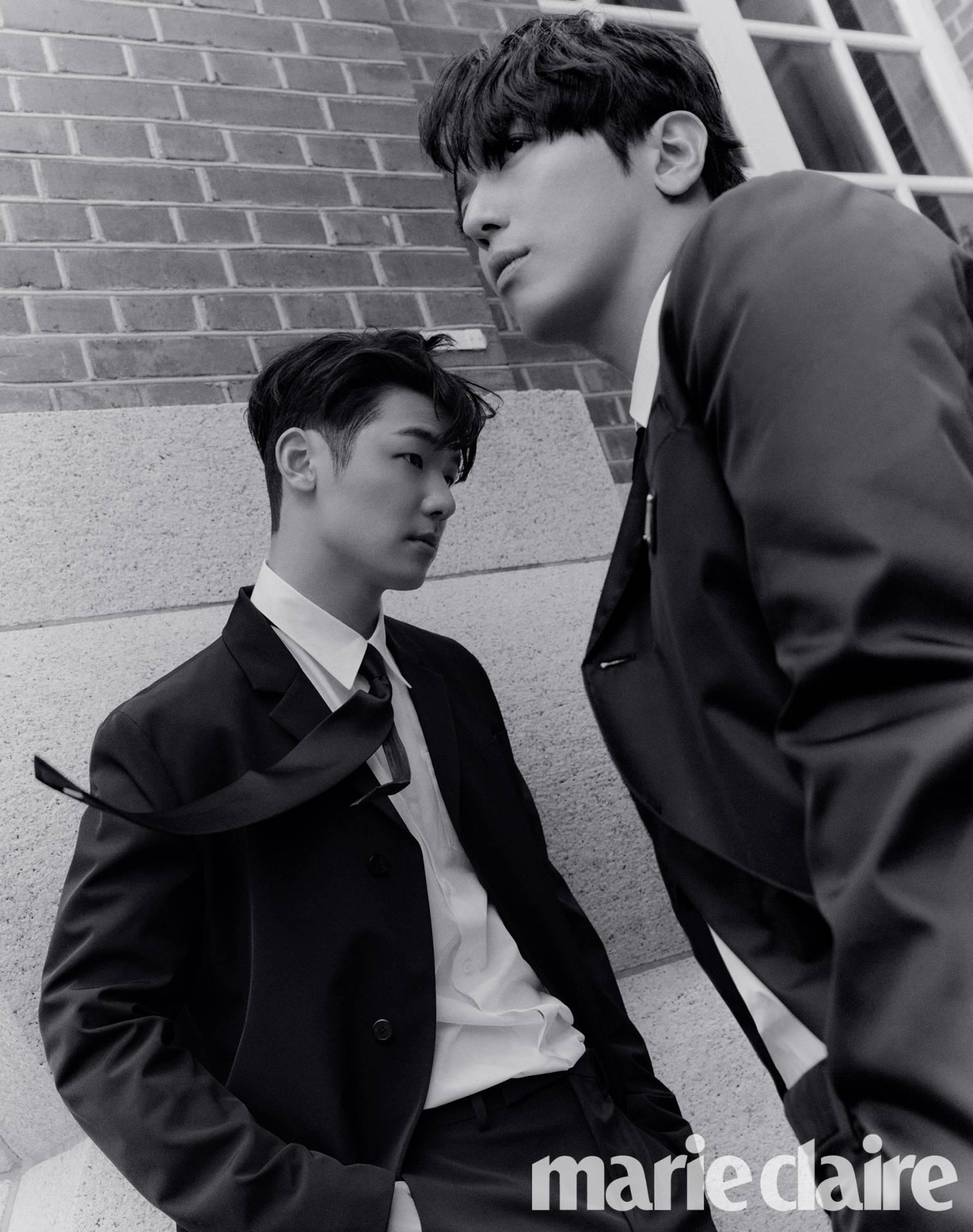 Kang Min Hyuk Jung Yong Hwa