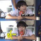 "Watch: Park Ji Hoon Finds Joy In Little Things Behind The Scenes Of ""Love Revolution"""