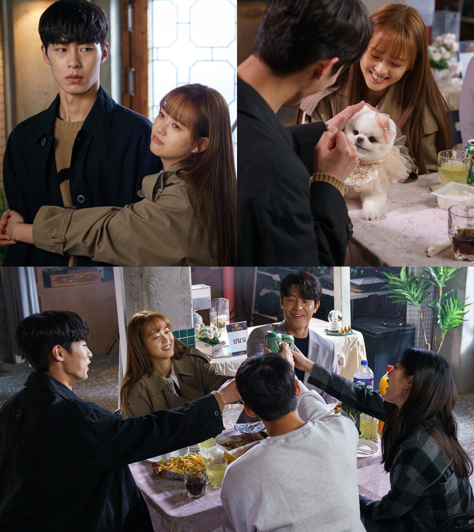 """Do Do Sol Sol La La Sol"": Go Ara and Lee Jae Wook stick together like glue"
