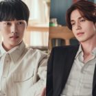 """Lee Dong Wook And Lee Tae Ri Have Private Confrontation In """"Tale Of The Nine-Tailed"""""""