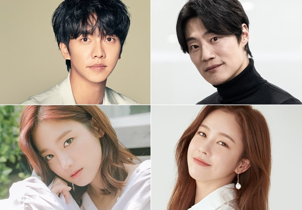 "tvN's upcoming drama ""Mouse"" has officially announced its starring cast"