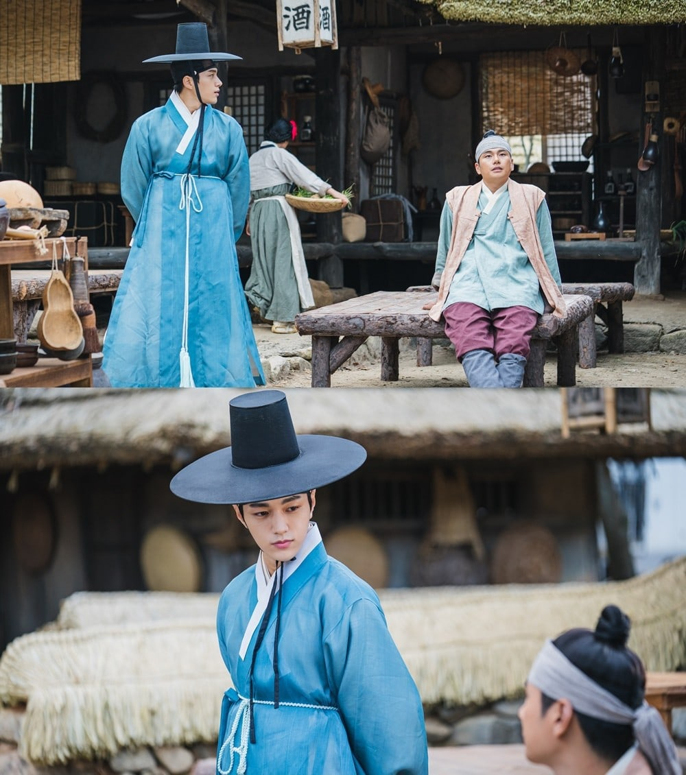 """""""Secret Royal Inspector"""": Kim Myung Soo and Lee Yi Kyung are closer than brothers"""