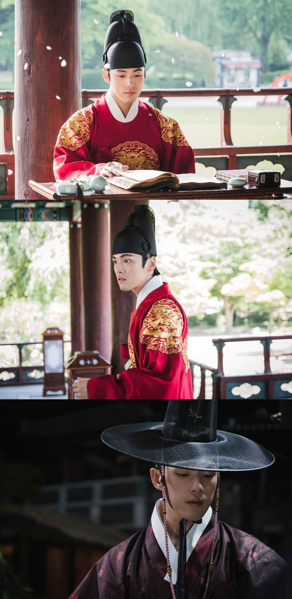 """Kim Jung Hyun talks about his multifaceted character and his role in the historical fusion drama """"Mr. Queen"""""""
