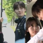 """Watch: Jung Da Bin And NU'EST's Minhyun Get Closer While Filming Heart-Fluttering Scene For """"Live On"""""""