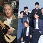"The Beatles' Paul McCartney Says He Enjoys BTS + Seeing Them ""Go Through What We Went Through"""