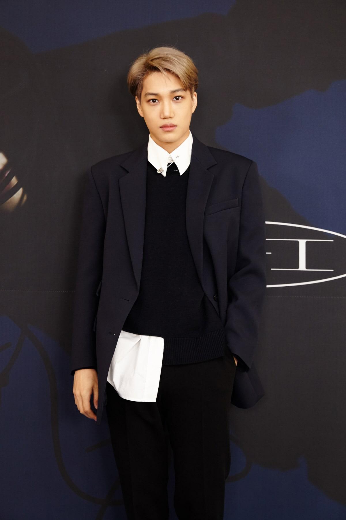 EXO Kai talks about his solo debut