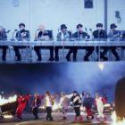 "BTS's ""MIC Drop"" Remix Becomes Their 4th MV To Reach 800 Million Views"