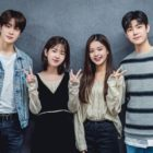 """NCT's Jaehyun, Park Hye Soo, Noh Jung Ui, Bae Hyun Sung And More Gather For """"Dear.M"""" Script Reading"""
